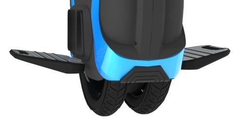 Inmotion V3S Wheel Close-up