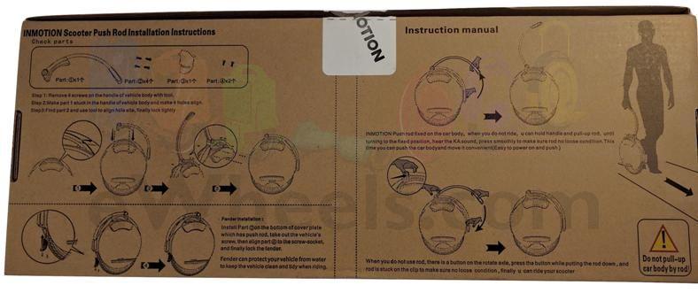 V5 Handle Kit Box, Reverse, NB
