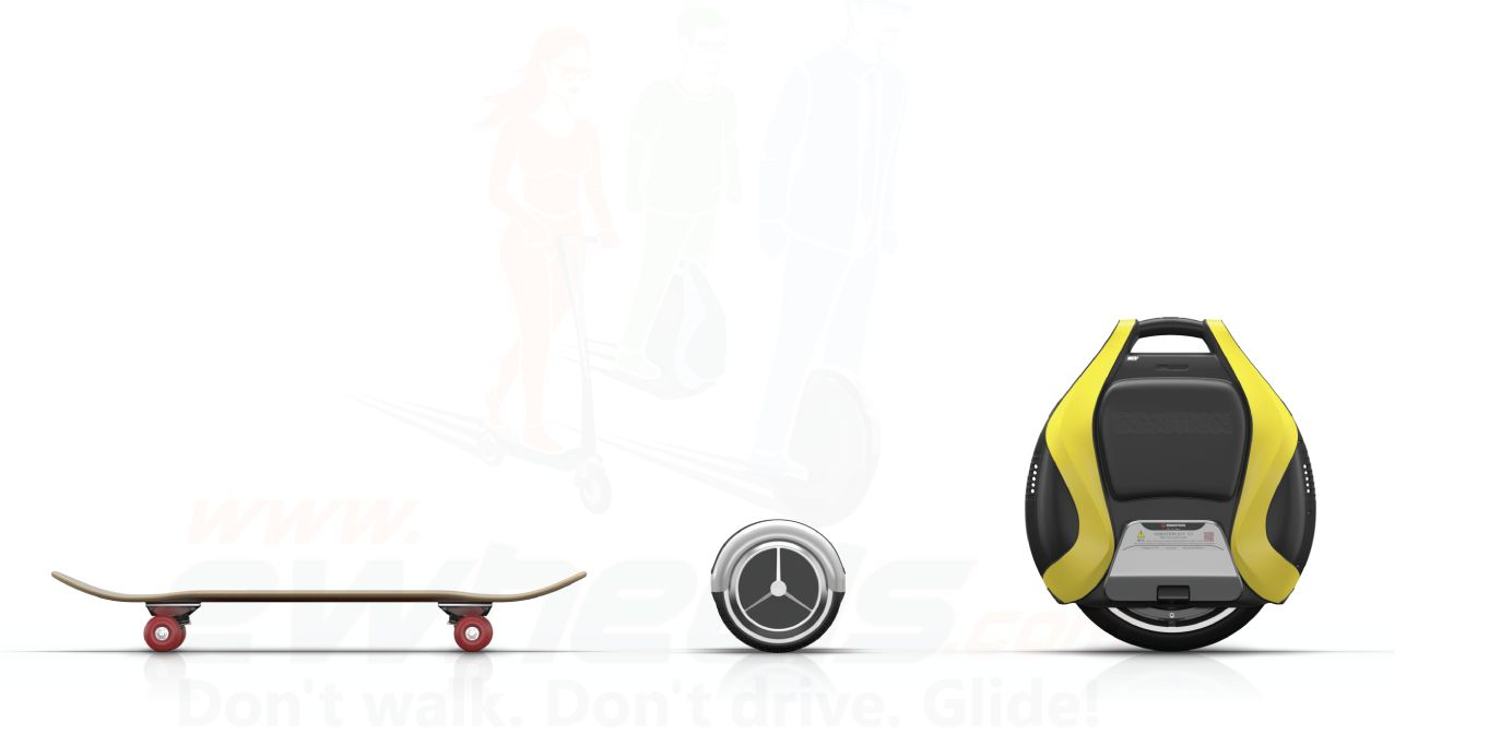 Electric Skateboard, Hoverboard & Electric Unicycle Compared