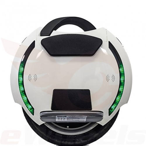 King Song 14D, White- Side Electric Unicycle