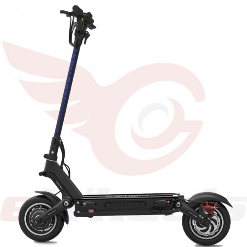 Dualtron 3 Electric Scooter. Side