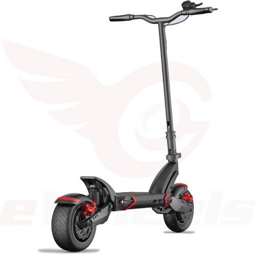 Turbowheel Lightning T10 Zero 10X- Rear Oblique Right