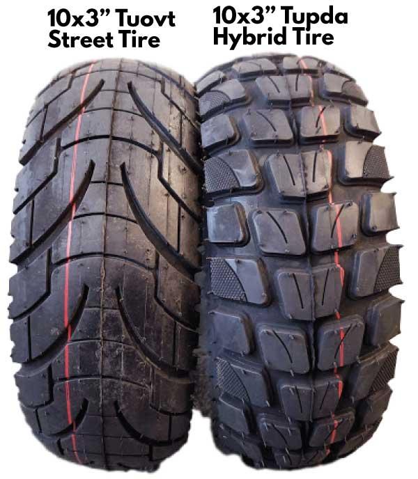 Turbowheel Wheel Tire Options