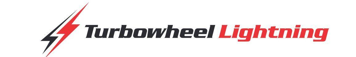 Turbowheel Lightning Logo