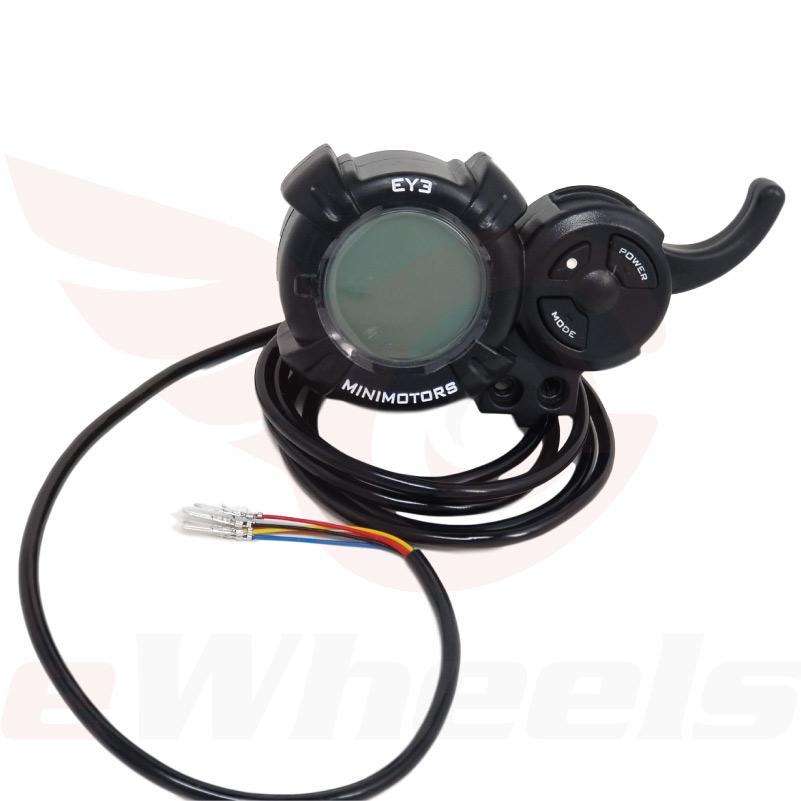 Dualtron Eye Dashboard Controller, 1