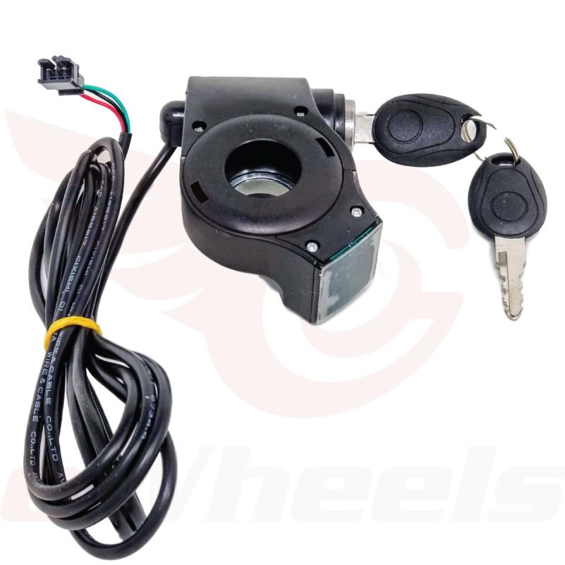 Turbowheel Hornet Key Ignition, 2