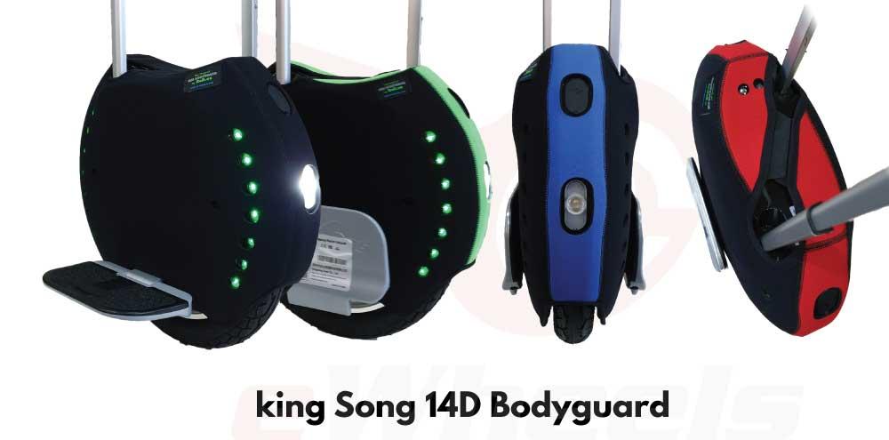 King Song 14 14D Bodyguard