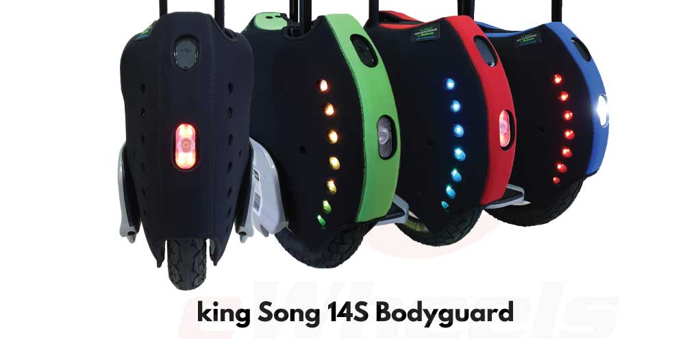 King Song 14 14S Bodyguard