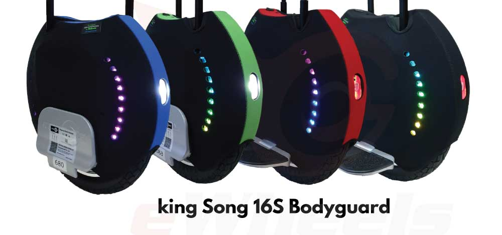 King Song 16 16S Bodyguard