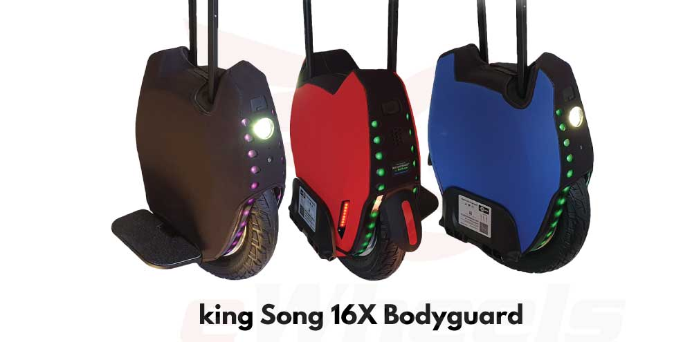 King Song 16X Bodyguard