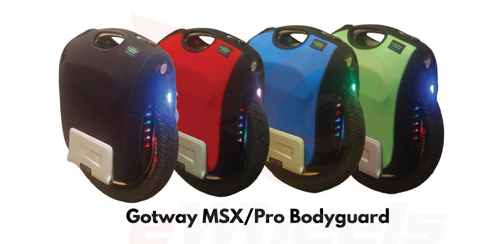 Gotway MSX Bodyguard Protective Cover