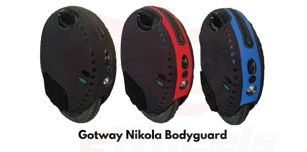 Gotway Nikola Bodyguard Protective Cover