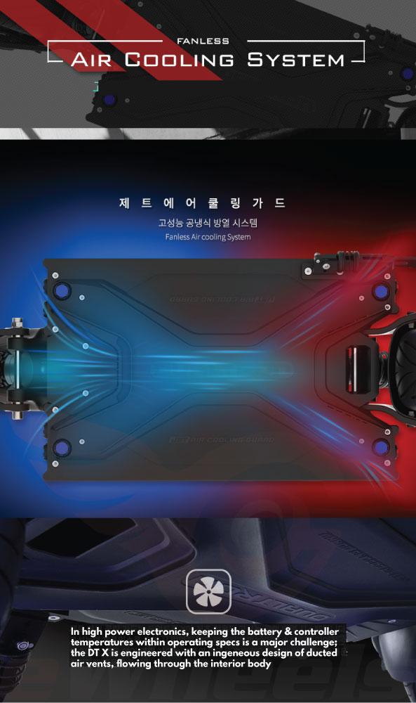 Dualtron X Brochure- Cooling