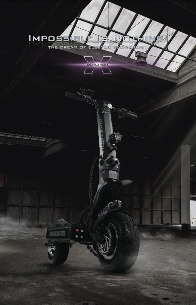 Dualtron X Brochure- Feature Image