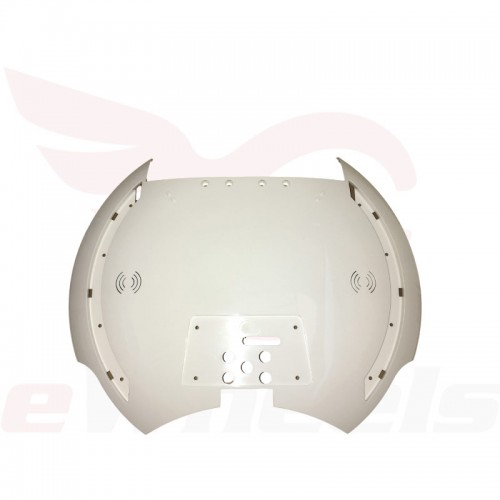 14D Side Panel, White Front
