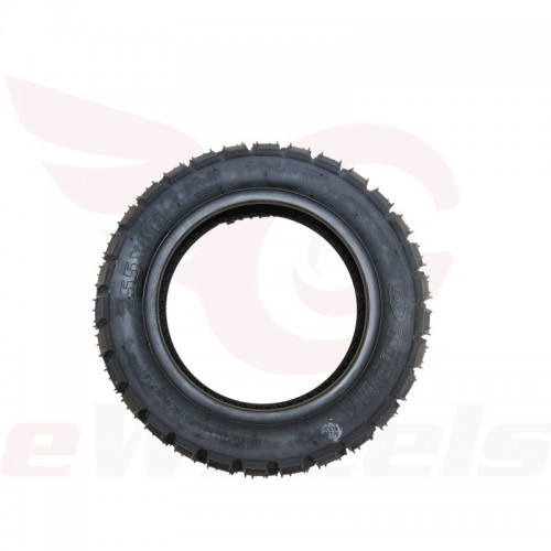 "Electric Scooter 13x3"" Off-Road Tire, Side"