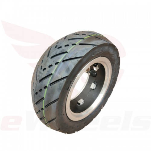 "Electric Scooter 11x4"" Road Tire + Rim"