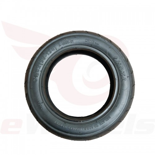 "Electric Scooter 8.5x2"" Tire Hota, Side"