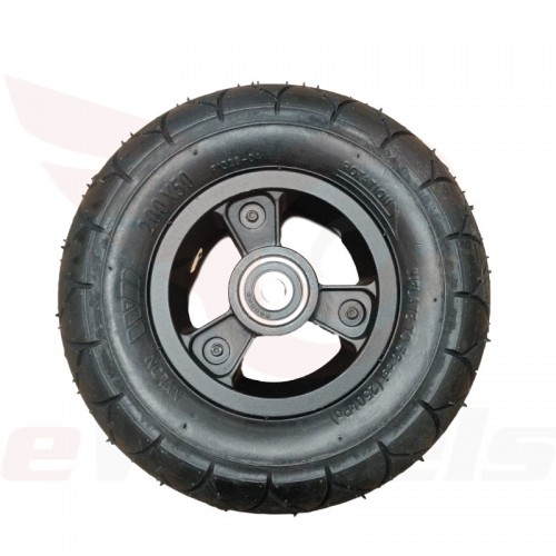 Speedway Mini4 Front Tire with Rim, Side