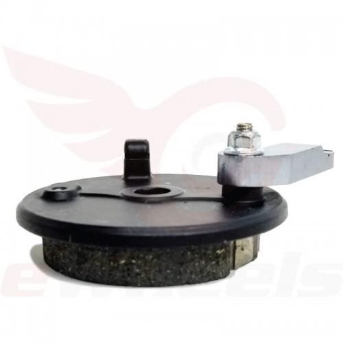 Turbowheel Dart Brake Shoe, Side