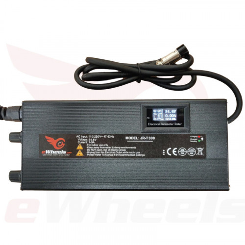 54.6v 5Amp Rapid-charger