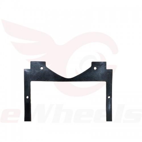 Turbowheel Dart Deck Gasket, Closeup
