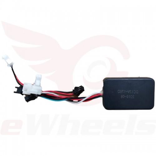 Turbowheel DC-to-DC Converter