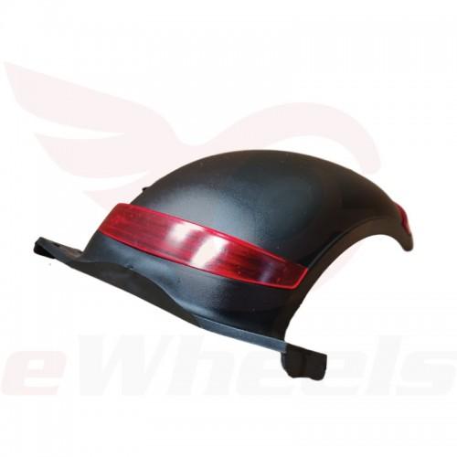 Turbowheel Lightning Rear Fender, Back