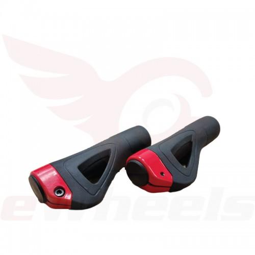 Turbowheel Lightning Handle Grips, New Style