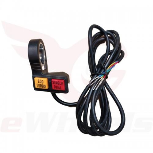 Turbowheel Lightning Single/Dual Turbo Switch Assembly