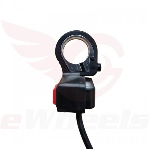 Turbowheel Lightning Single/Dual Turbo Switch Assembly, Aperature