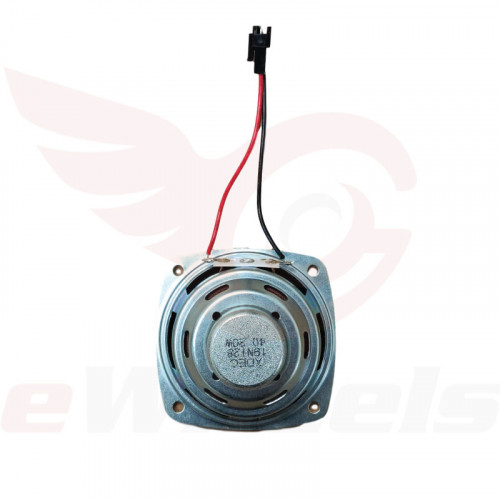 King Song 16X Subwoofer Speaker, Reverse