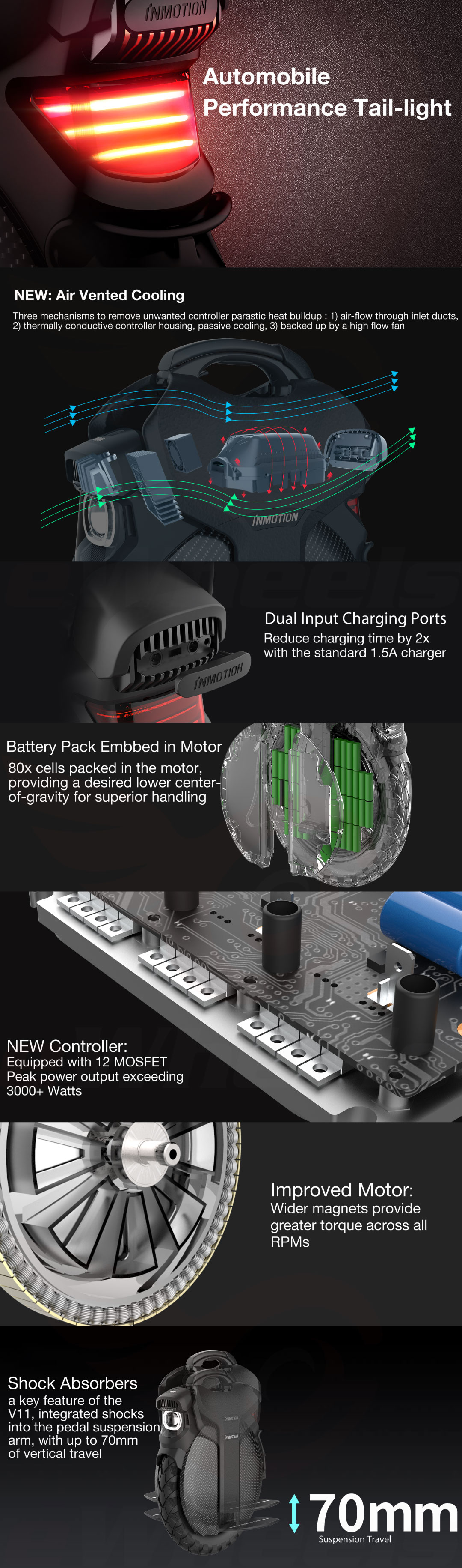 Inmotion V11 New Product Features, Page 2
