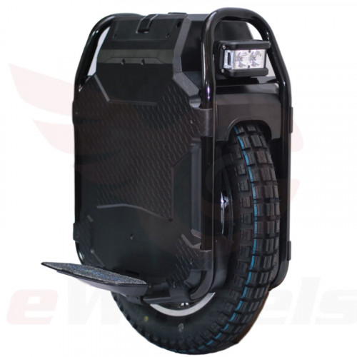 """Veteran Sherman 18"""" Electric Unicycle, Oblique Front Right"""