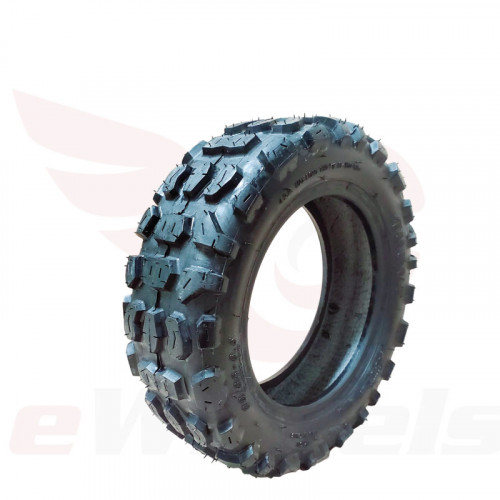 "11x4"" Tuovt Tire (Phaeton Semi) TD-8028 (90/65-6.5), Oblique"