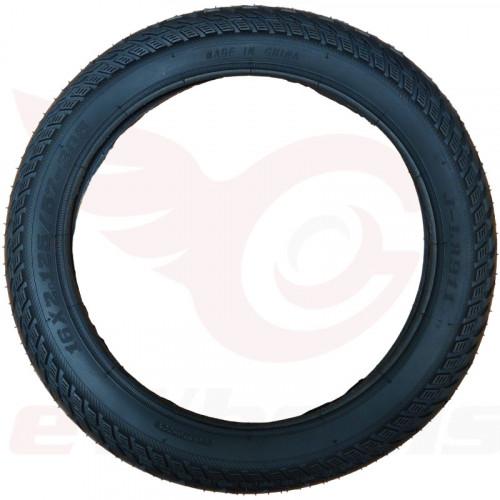 "16x3"", Omega J-6188 Tire, Side"