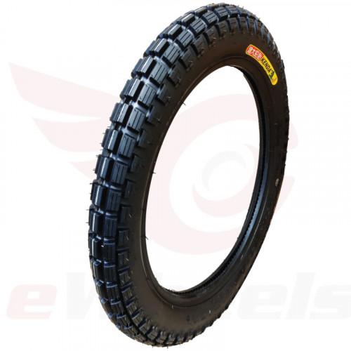 "Kenda 262 18x3"" Sherman Knobby Tire"