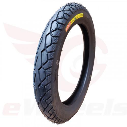 "Kenda 340A 18x3"" Sherman Street Tire, Oblique"