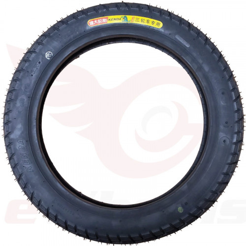 "Kenda 340A 18x3"" Sherman Street Tire"