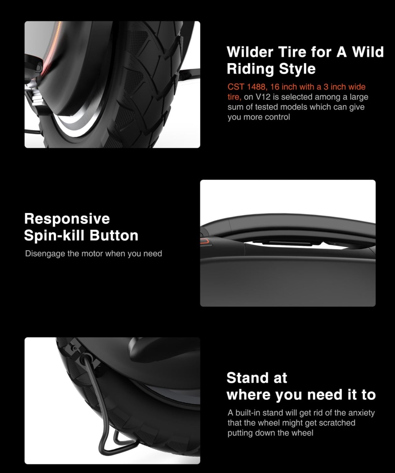 Inmotion V12 New Product Features, Page 4