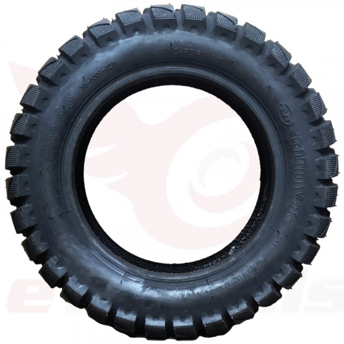 "11x4"" Tuovt Tire TD-8009 (90/65-6.5). Phaeton 11X, Side"